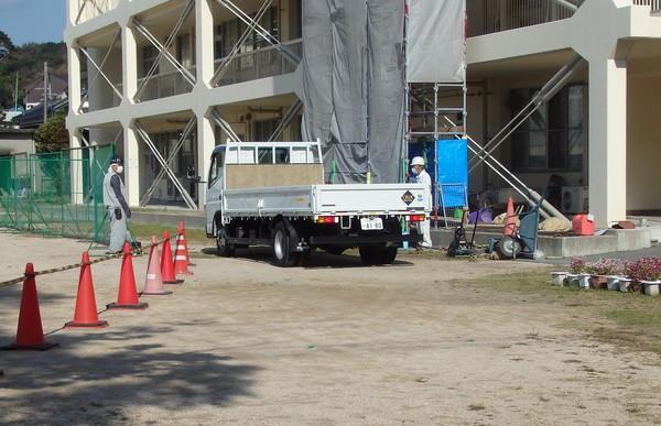 避難器具改修工事